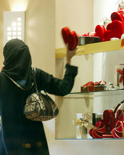Roses and Red Banned in Saudi Arabia
