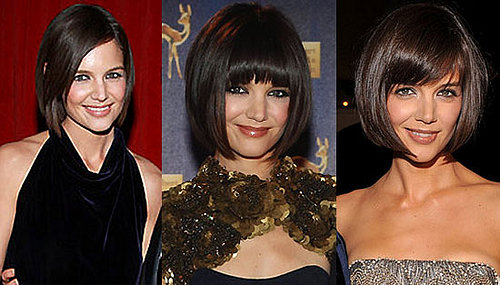 Katie Holmes Hair: What do you think of her bob?