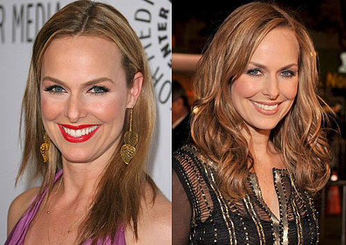 Which Lipstick Do You Prefer on Melora Hardin?