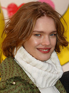 How To: Natalia Vodianova's Winter Makeup Look
