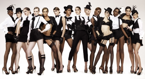 America's Next Top Model Cycle 10 contestant photos
