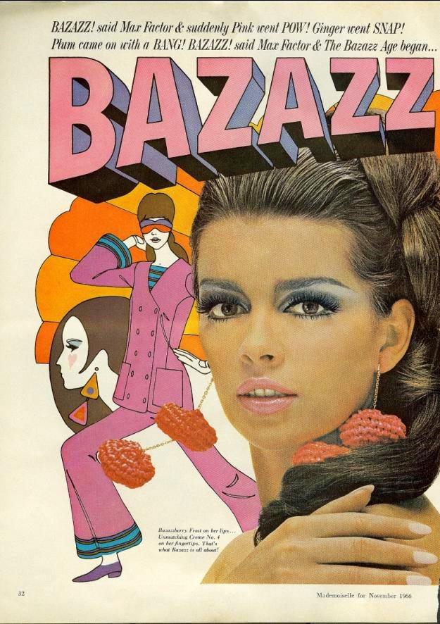 Mademoiselle, November 1966