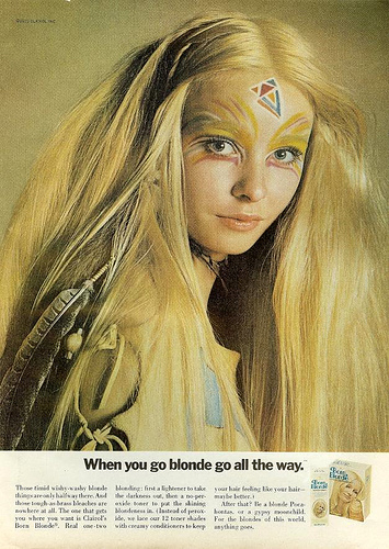 Mademoiselle, March 1971