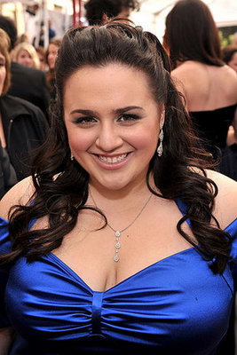 Love It or Hate It? Nikki Blonsky's SAG Look