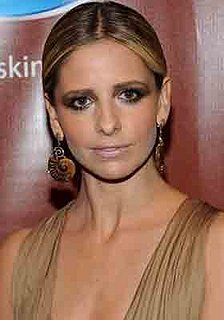 Sarah Michelle Gellar at the Vaseline Skin Is Amazing Event