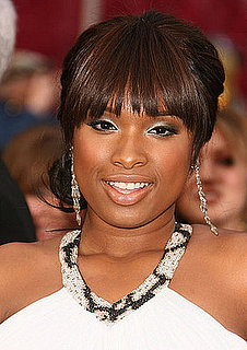 Jennifer Hudson at the Oscars: hair and makeup