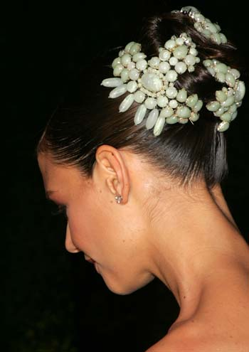 Oscars Beauty: Hair Accessories