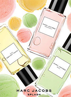 Marc Jacobs New Sorbet Splash Fragrances