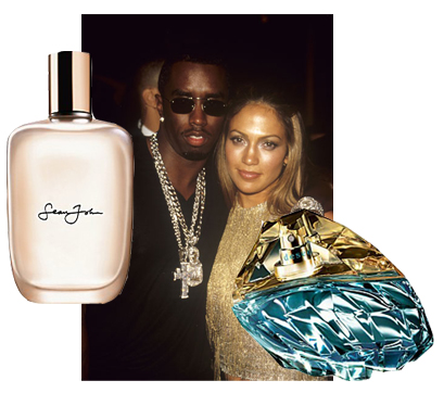 Jennifer Lopez vs. Sean Combs: A Fragrant Battle of the Exes