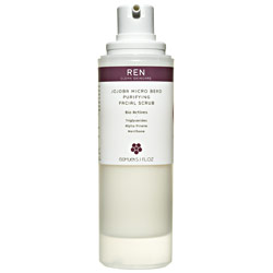 Friday Giveaway! REN Jojoba Microbead Purifying Facial Scrub