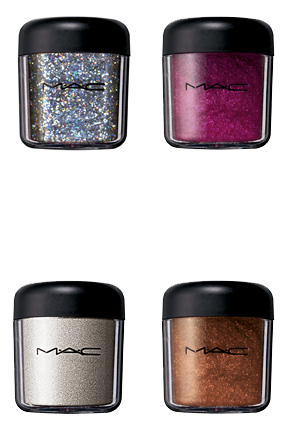 Heatherette Pigments and Glitter