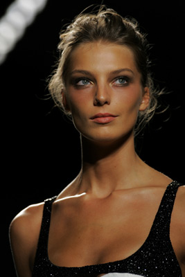 Coming Soon: Daria Werbowy for Lancôme