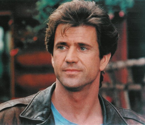 Mom's fave: Mel Gibson