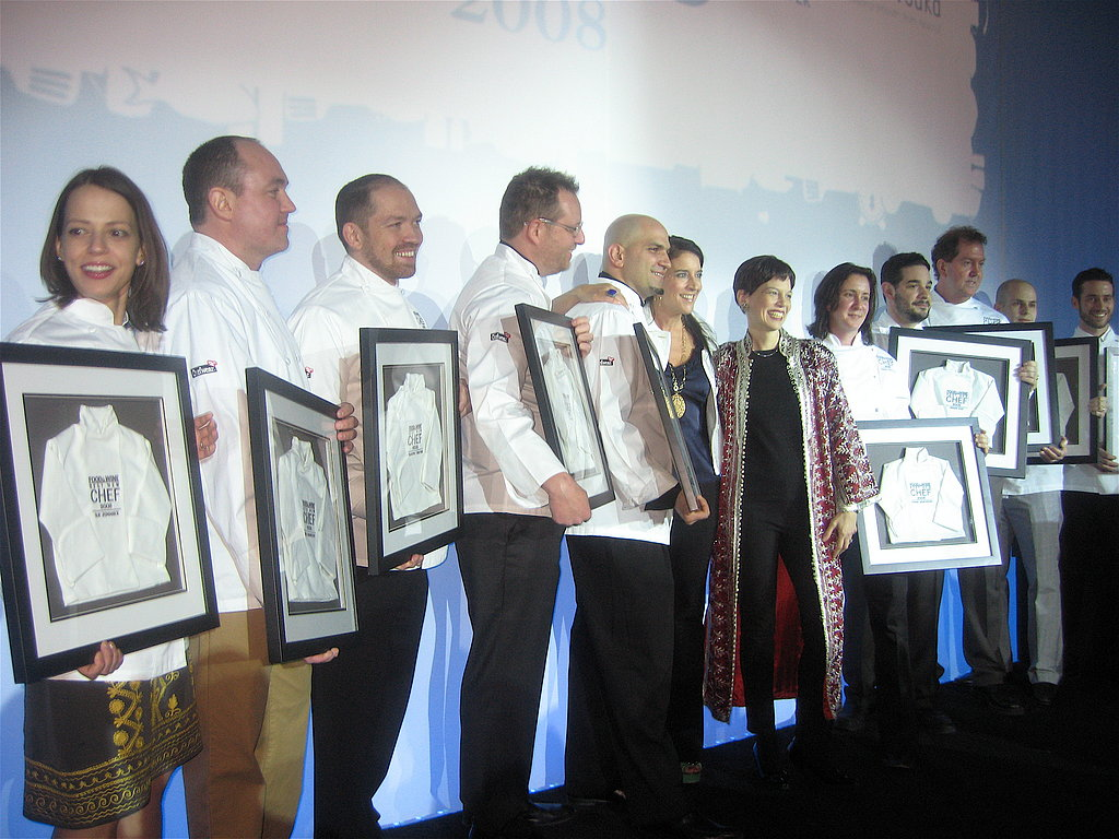 The Class of 2008 Best New Chefs