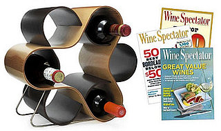 Sugar Shout Out: Win a Wine Knot & a Sub to Wine Spectator!