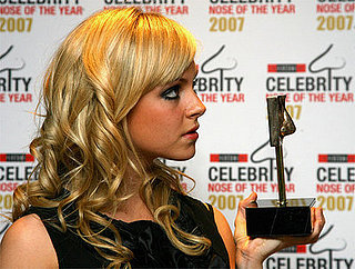 Tina O'Brien Wins Celebrity Nose of the Year 2007