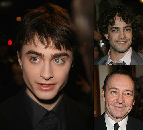 Daniel Radcliffe Wins Big For Nude Performance in Equus at Theatregoers' Choice Awards 2008