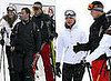 Prince William And Kate Middleton Ski At Klosters