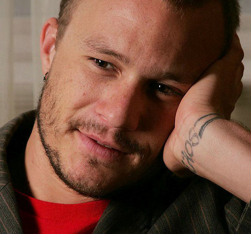 Heath Ledger's Tattoos