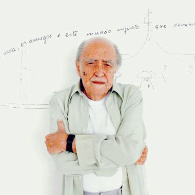 Architect Stories: Oscar Niemeyer