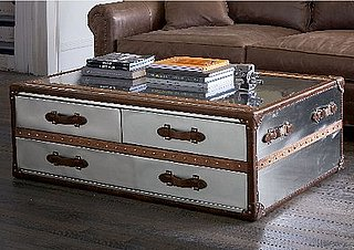 Crave Worthy: Sundance Steamer Trunk Coffee Table