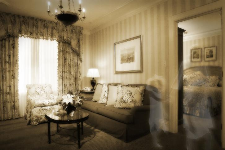 Ghosts in the Room