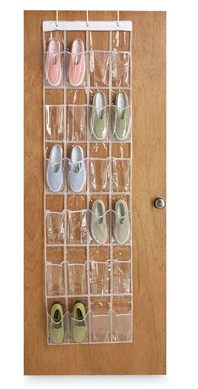 Casa Quickie: Welcome Guests With a Shoe Organizer