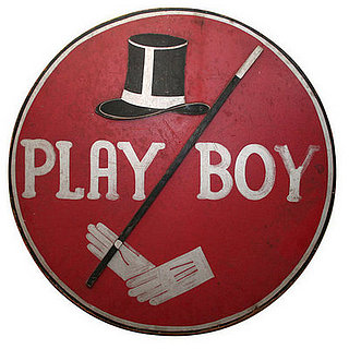 Love It or Hate It? Vintage Playboy Sign