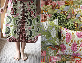 Round-Up:  Pink and Green Accent Pillows