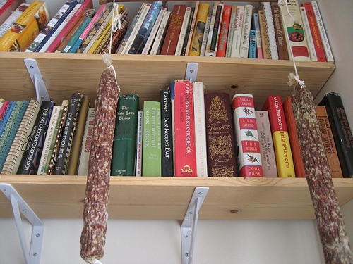 Cookbooks and Charcuterie