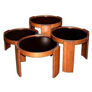 Good, Better, Best: Round Nesting Tables