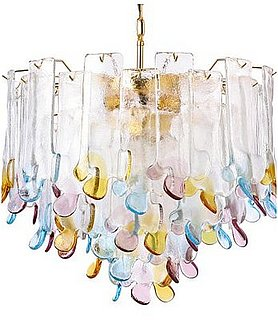 Steal of the Day: Anthrolopologie Prismatic Chandelier