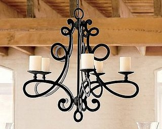 Steal of the Day: Pottery Barn Cassandra Chandelier