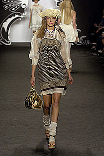 NY Fashion Week: Anna Sui