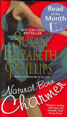 Natural Born Charmer-Susan Elizabeth Philips