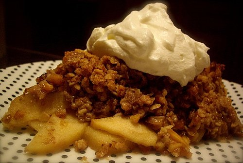 As American As Apple Crisp