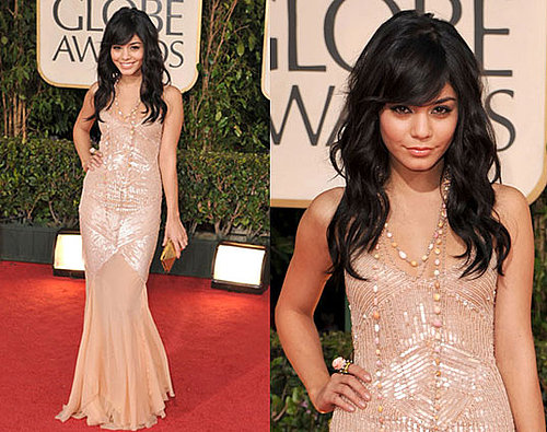 Golden Globe Awards: Vanessa Hudgens