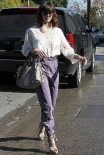 Photos of Jessica Alba in LA 2009-01-13 07:00:22