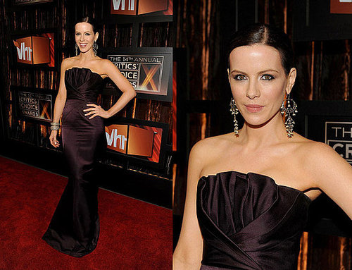 2009 Critics' Choice Awards: Kate Beckinsale