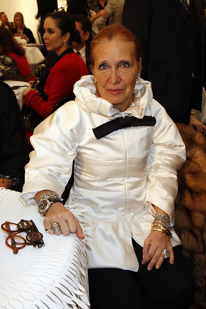 Danielle Steel at Chanel