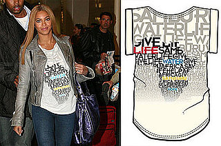 Found! Beyonce's Public Library Samburu Hope Tee