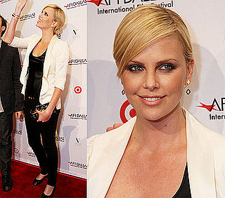 Charlize Theron at AFI Dallas Film Festival