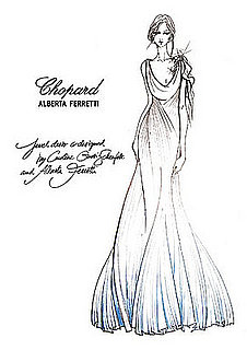 On Our Radar: Chopard and Alberta Ferretti Team Up For Charity Gown