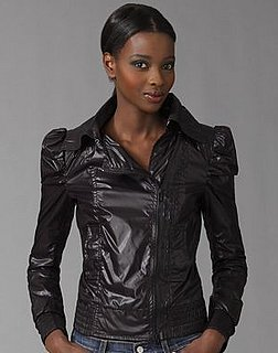 Simply Fab: Water-Repellent Mackage Nylon Jacket
