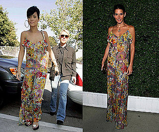 Who Wore It Better? Stella McCartney Floral Jumpsuit