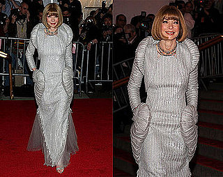 The Met's Costume Institute Gala: Anna Wintour