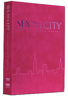 Win the Complete Sex and the City on DVD