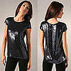 Fabworthy: Theory Suzianne Sequin Top
