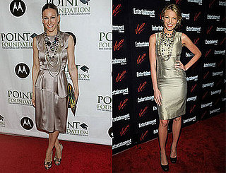 Double Take: Blake Lively Channels Sarah Jessica Parker