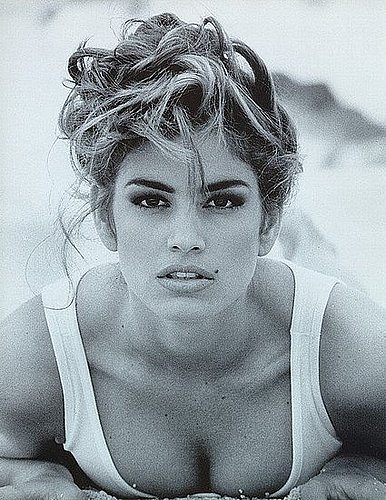Fab Face: Cindy Crawford